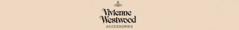 Red Vivienne Westwood Accessories Triads Ladies