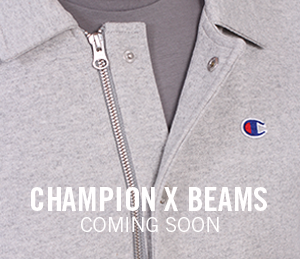 BEAMS X CHAMPION