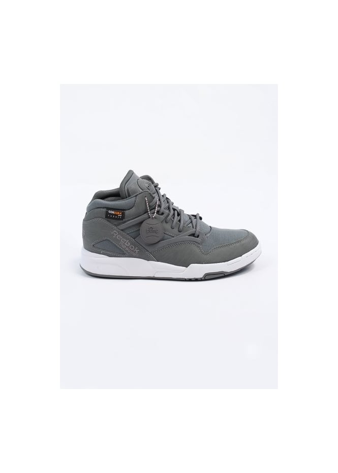 reebok pump omni lite cordura grey. Black Bedroom Furniture Sets. Home Design Ideas