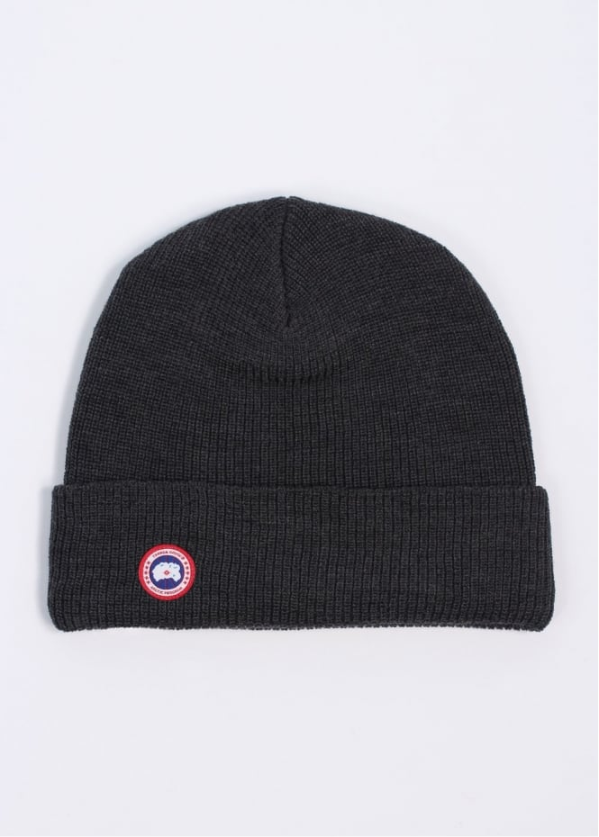 Watch Cap Hat - Graphite