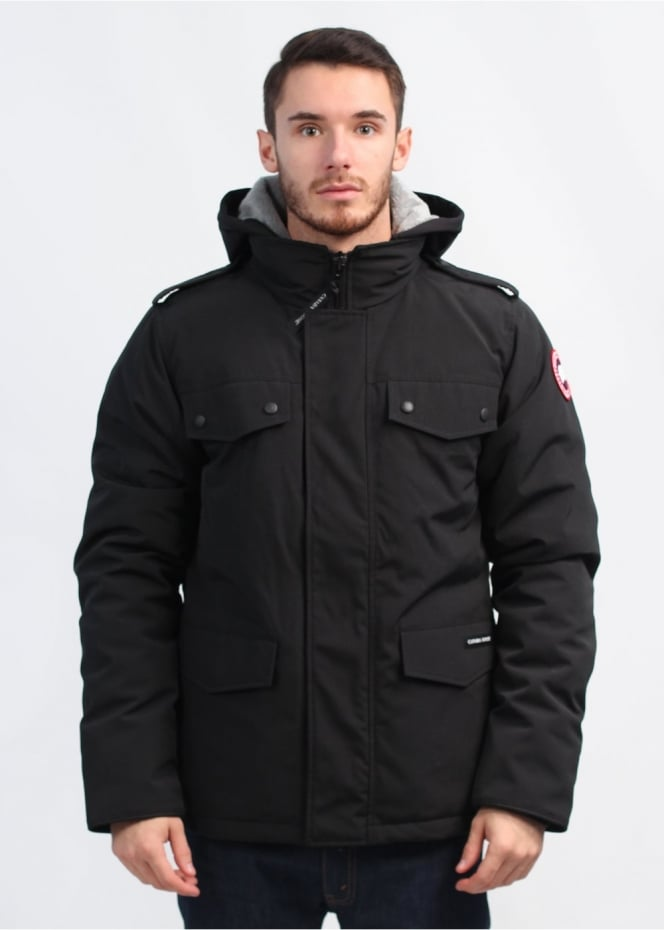 Burnett Parka - Black