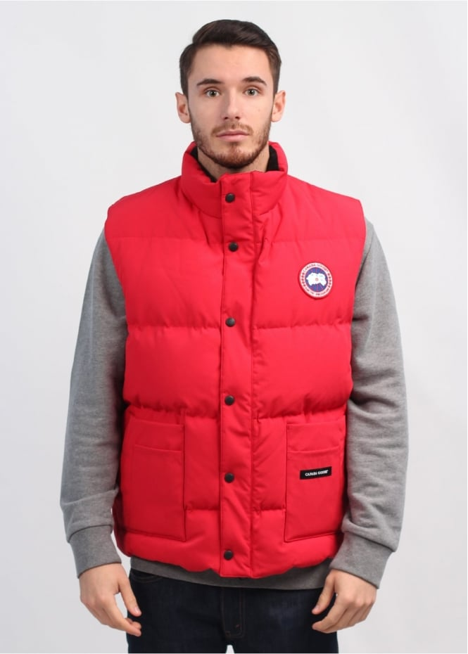 Freestyle Vest - Red