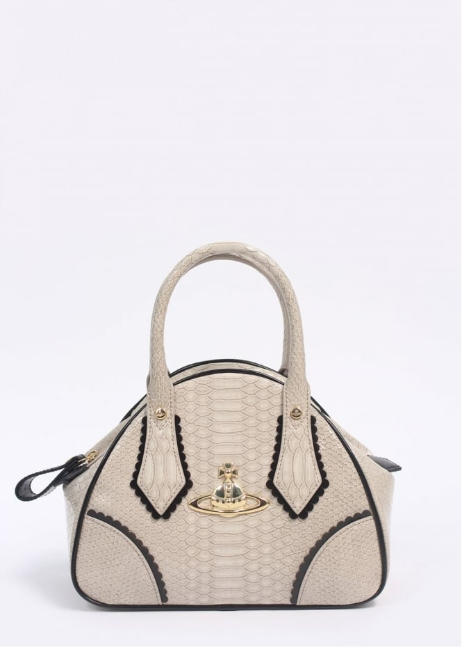 Vivienne Westwood Accessories Frilly Snake Eco Bag Light ...