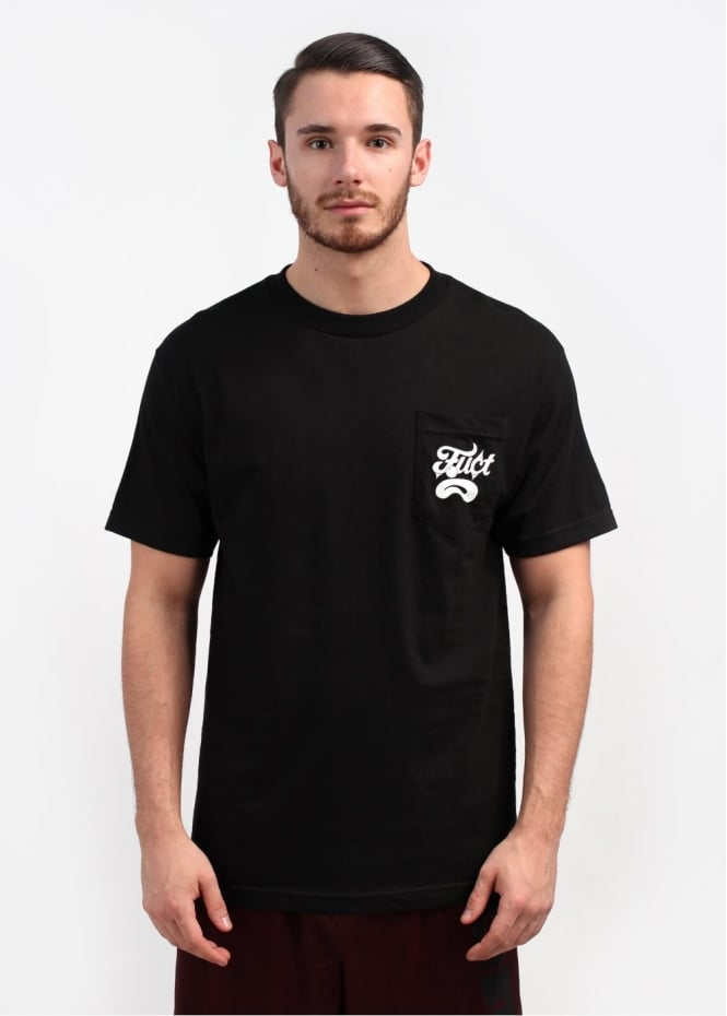 Fuct Hobo Clown Tee - Black
