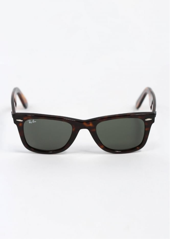 Ray-Ban Mens Original Wayfarer - Tortoise Shell