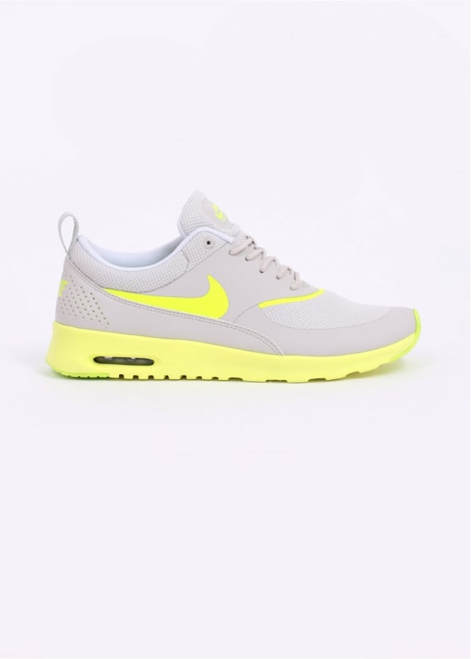 Nike Grey Air Max Thea Trainers Nike Footwear Air Max Thea