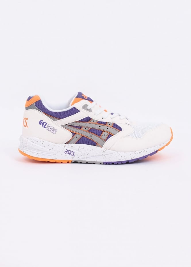Asics Gel Saga 'Illusion' Trainers - White / Grey