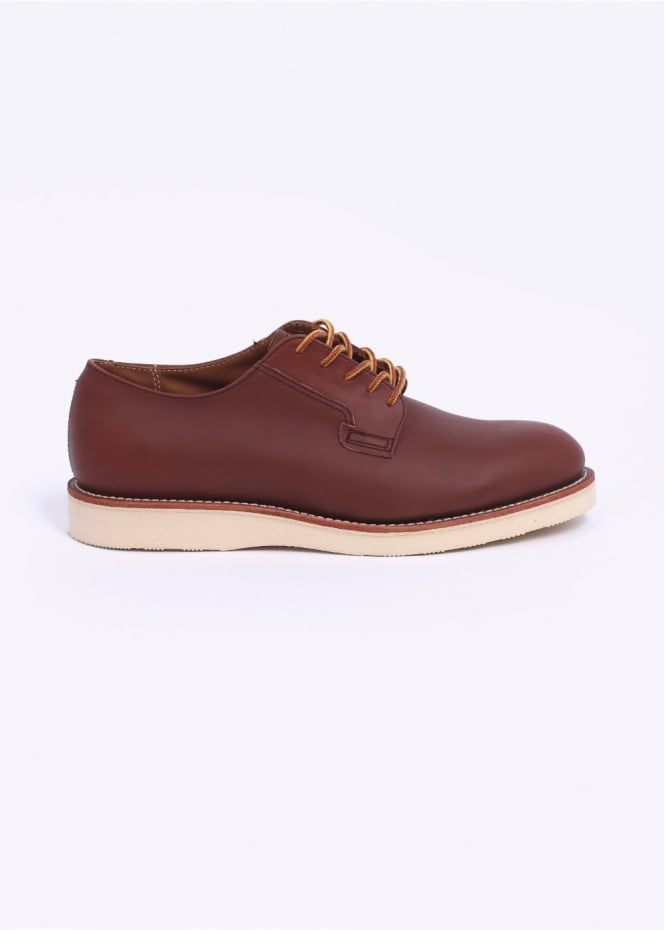 Red Wing Oxford Shoes - Brown