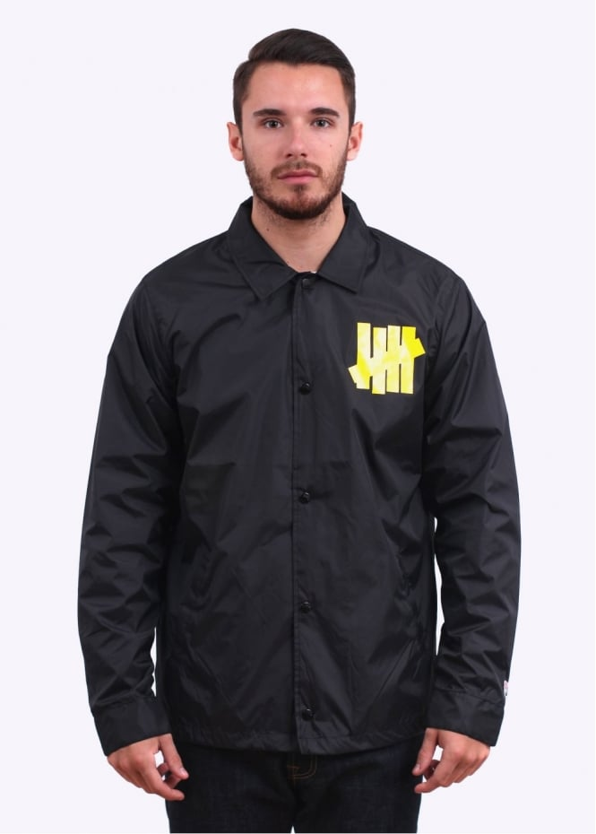 Undefeated Bad Sports Jacket - Black