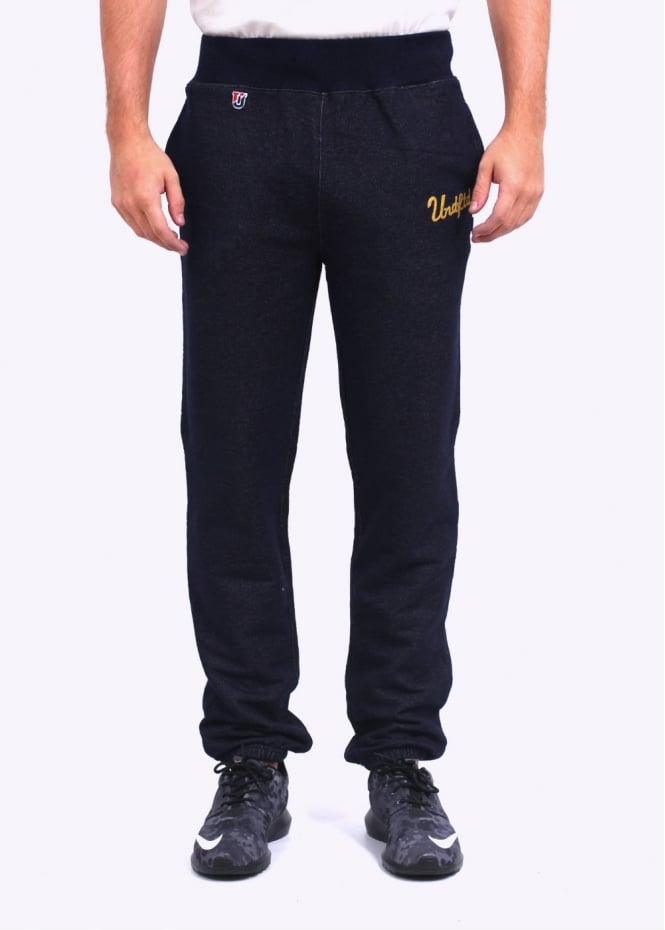 Undefeated Chain Sweatpant - Indigo