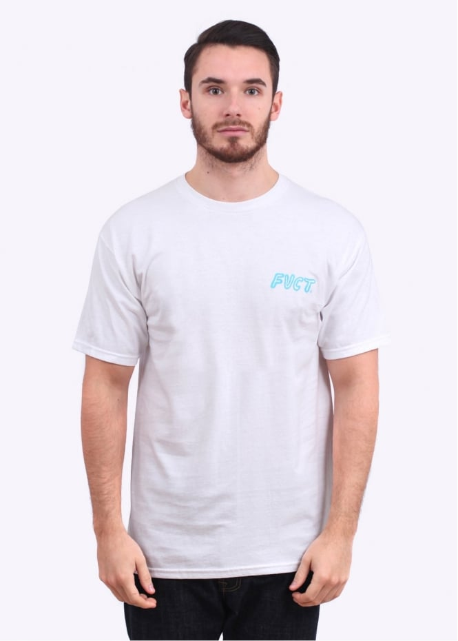 Fuct Cocaine Cool Tee - White