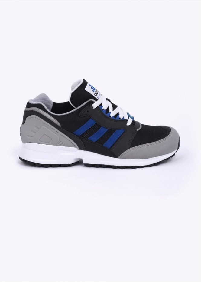 Adidas Originals Footwear Equipment EQT Running Cushion '91 Trainers - Solid Grey / Collegiate Royal