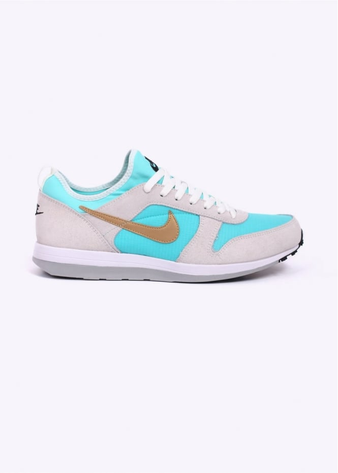 Nike Footwear Archive 75.M Trainers - Light Grey / Aqua