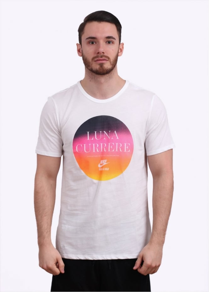 Nike Apparel Moon Runners Tee - White