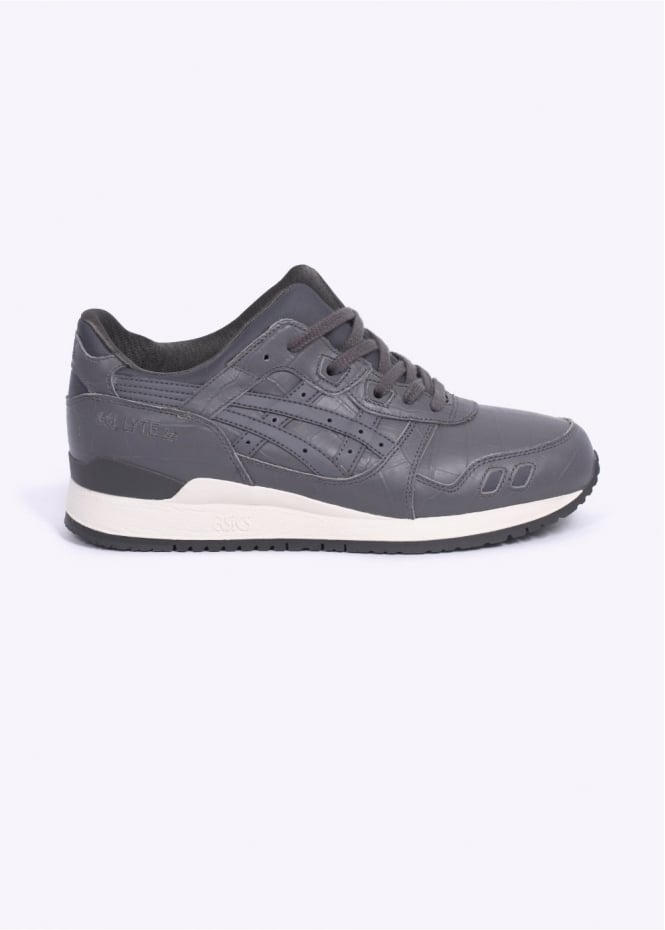 Asics Gel Lyte III Trainers - Grey