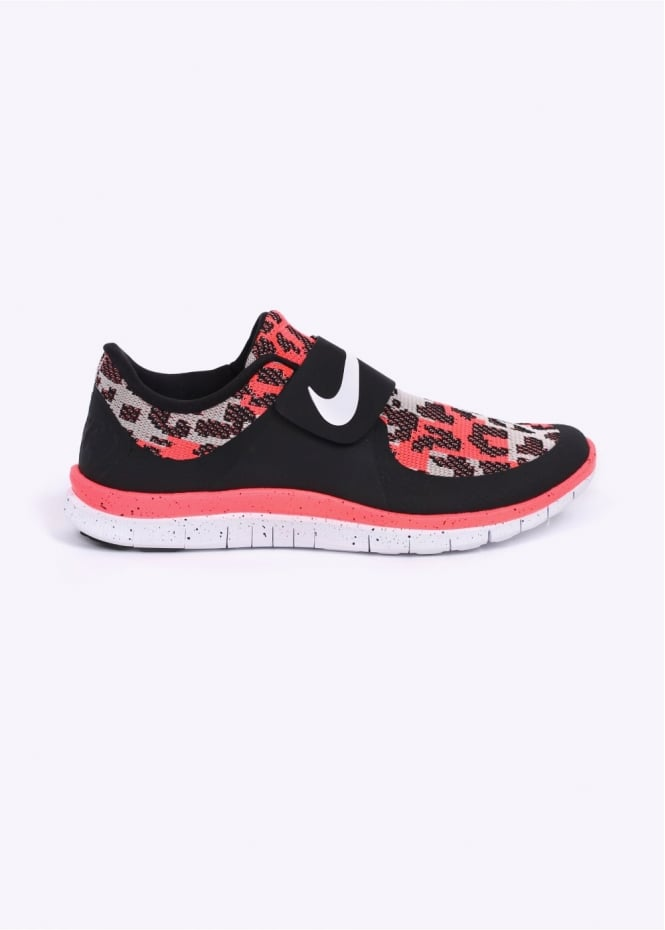 Nike Footwear Free Socfly PA 'Hot Lava Pack' Trainers - Hot Lava / White / Light Bone