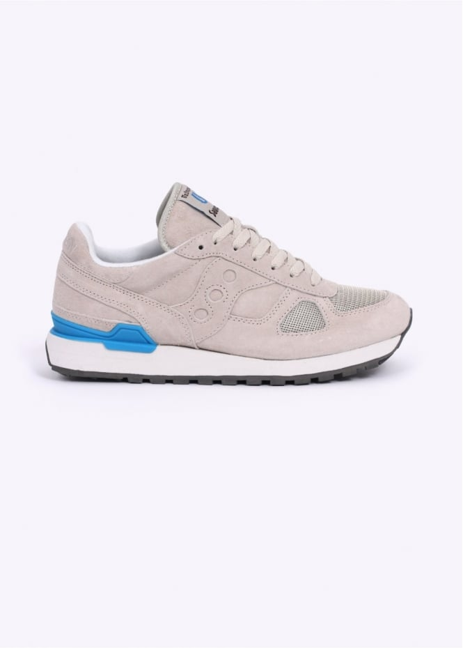 Saucony x Universal Works Shadow Original 'Work Pack' Trainers - Sand