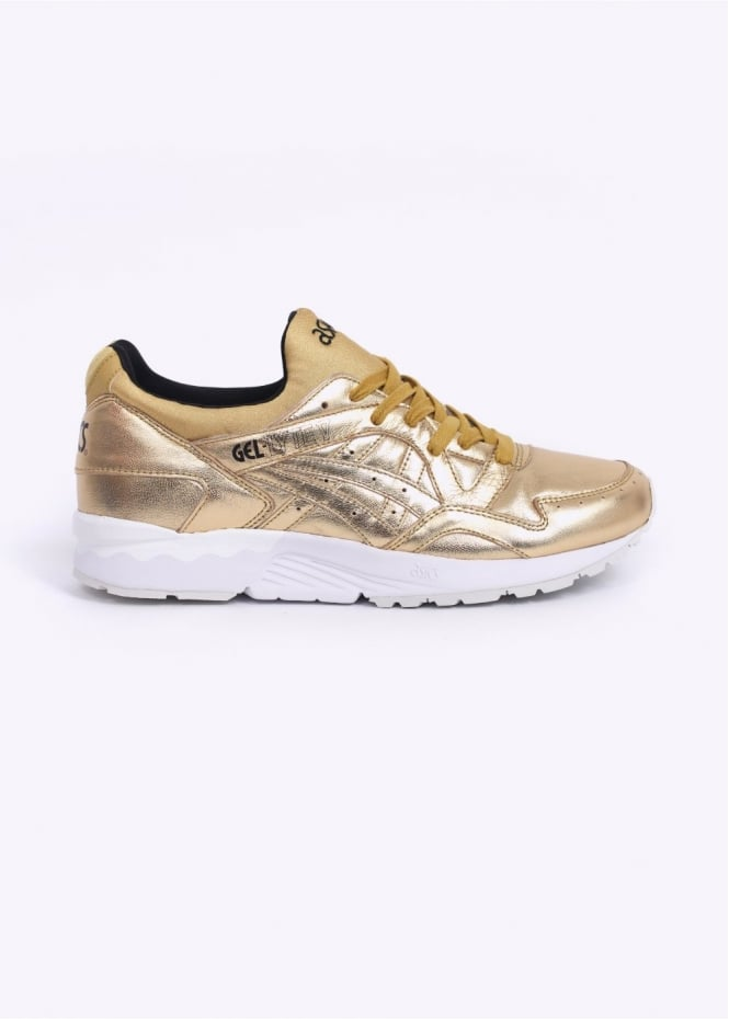 Asics Gel-Lyte V Trainers Holiday Pack - Gold