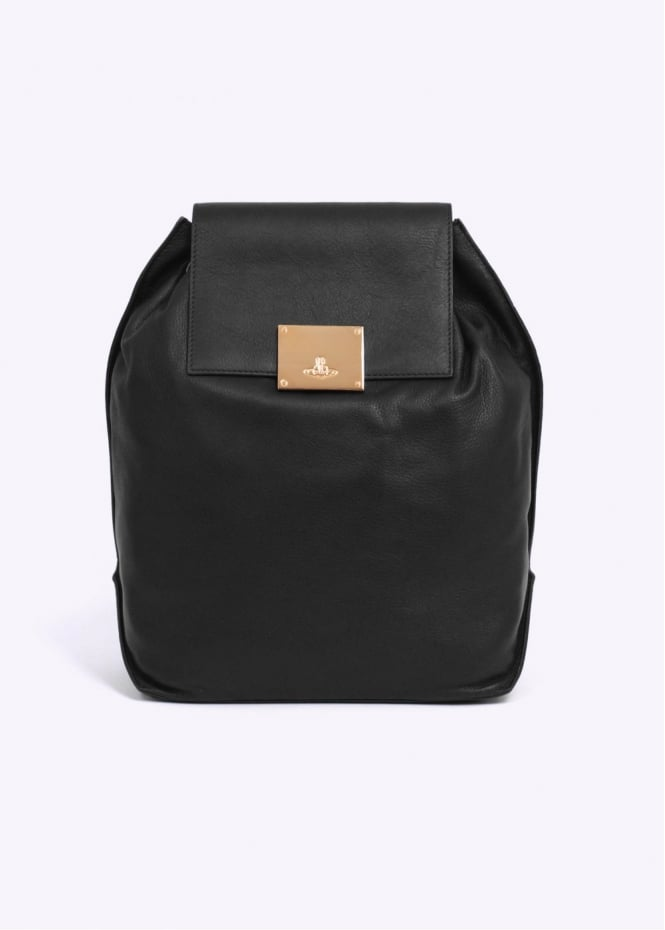 Vivienne Westwood Accessories Hampstead Rucksack - Black