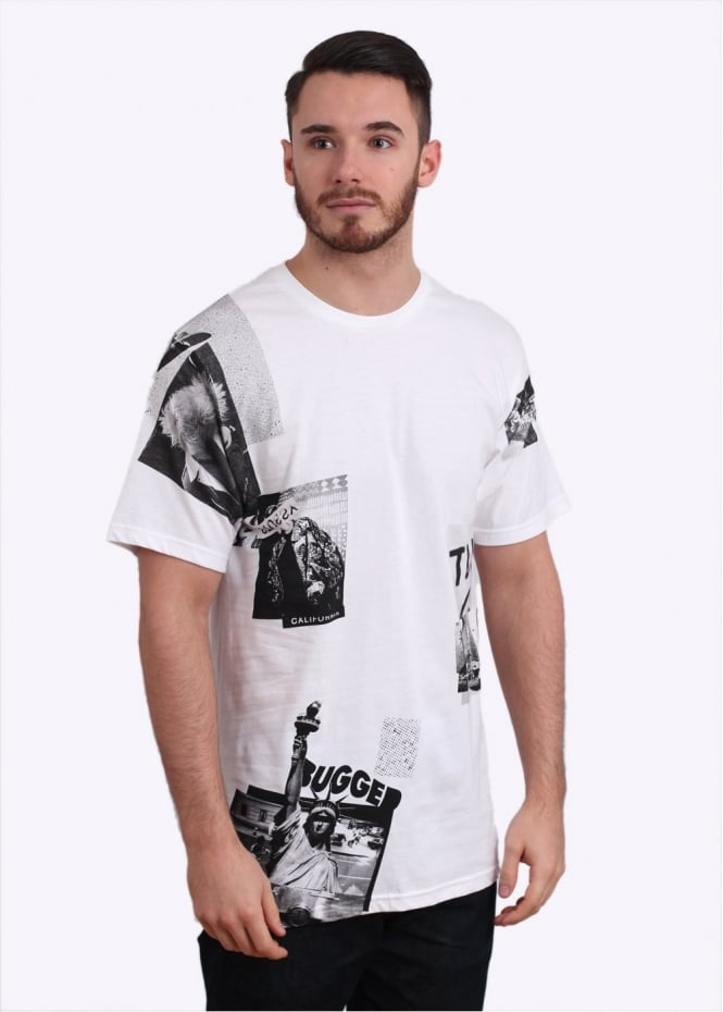 Stussy Photographed Tee - White