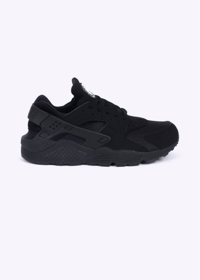 Nike Footwear Air Huarache Trainers - Triple Black