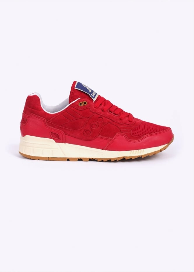 Saucony x Bodega Shadow 5000 'Reissue' Trainers - Red