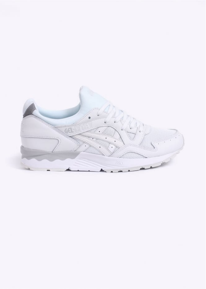 Asics Gel Lyte V Trainers - White