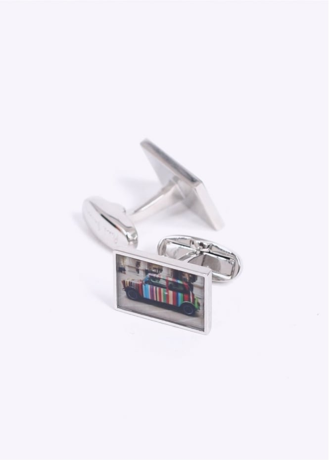 Paul Smith Cufflink Mini Photo - Multi Coloured