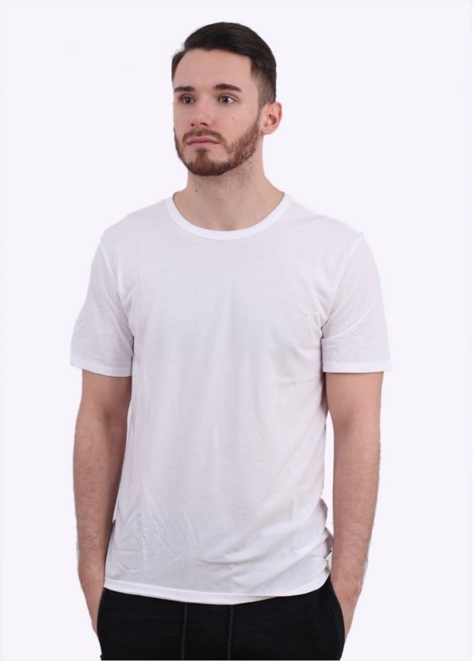 Nike Apparel Solid Futura Tee - White