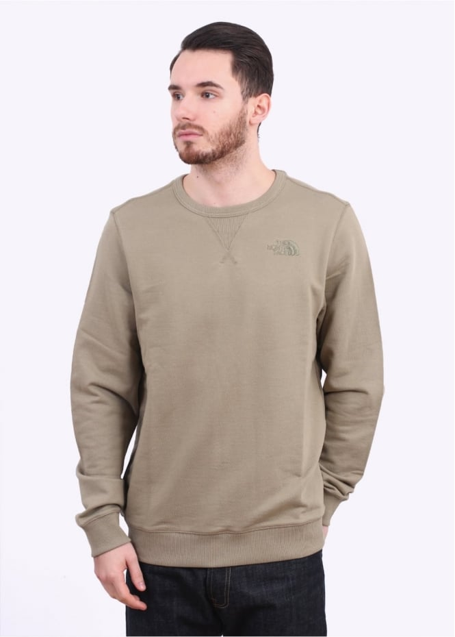 The North Face Mountain Pullover Sweater - Mountain Moss