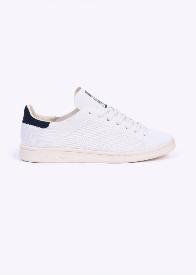 Adidas Originals Footwear Stan Smith OG Primeknit - White / Navy
