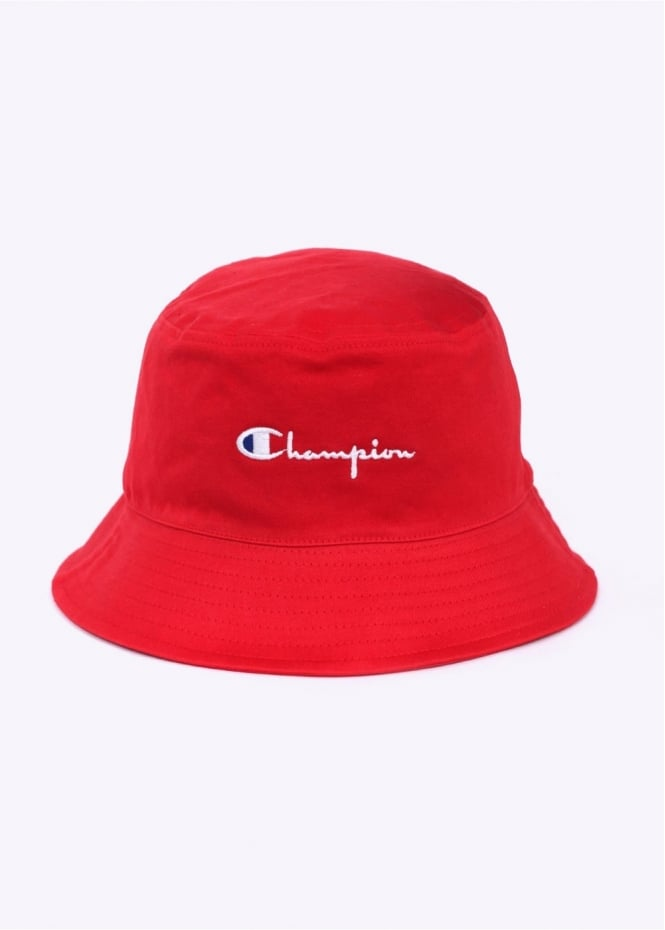 Champion Bucket Hat - Red
