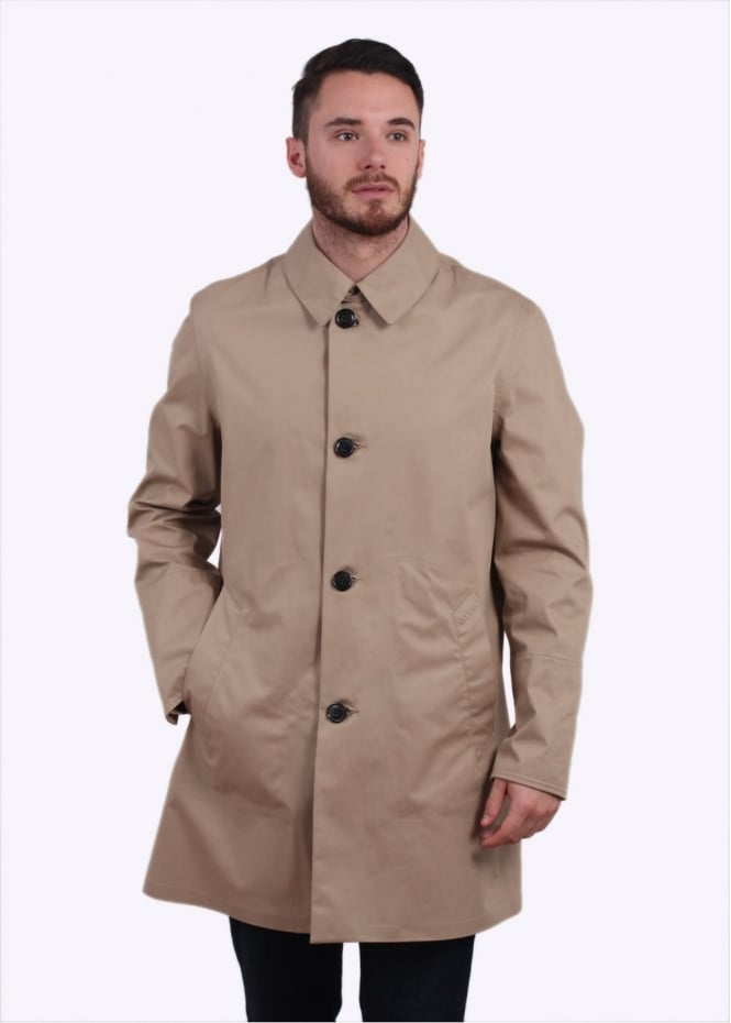 Barbour Coater Jacket - Light Sand