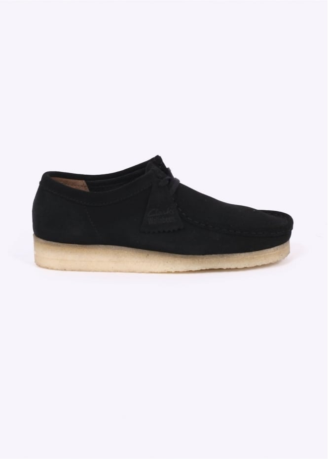 Clarks Originals Wallabee - Natural Black