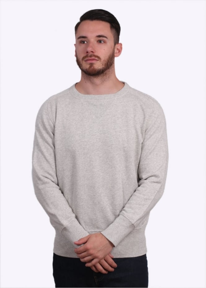 Levi's Vintage Clothing Bay Meadows Sweatshirt - Oatmeal