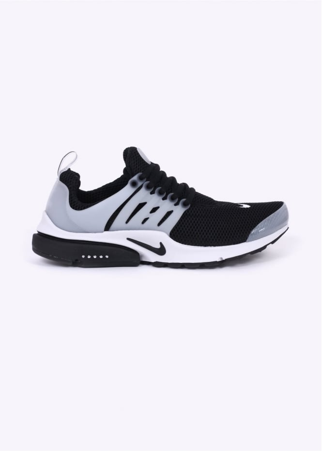 Nike Footwear Air Presto - Black / Grey