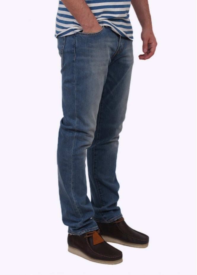 Levi's Red Tab 511 Slim Fit Jeans - Harbour