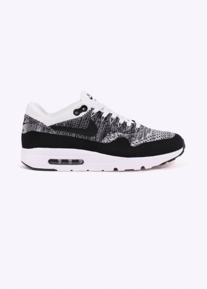Nike Footwear Air Max 1 Ultra Flyknit - White / Black