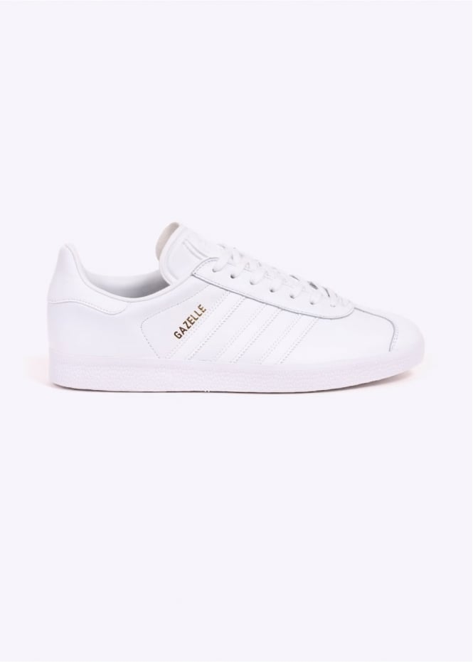 Adidas Originals Footwear Gazelle Leather - White