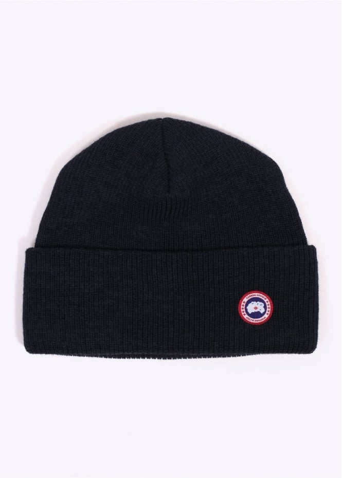 Canada Goose Merino Watch Hat - Ink Blue