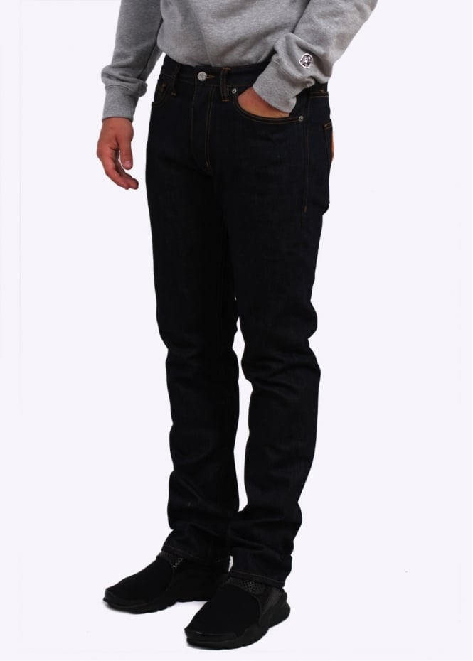 Billionaire Boys Club Single Wash Jeans - Indigo