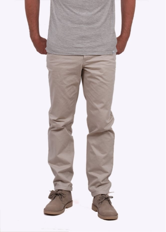 Norse Projects Aros Heavy Chino - Clay