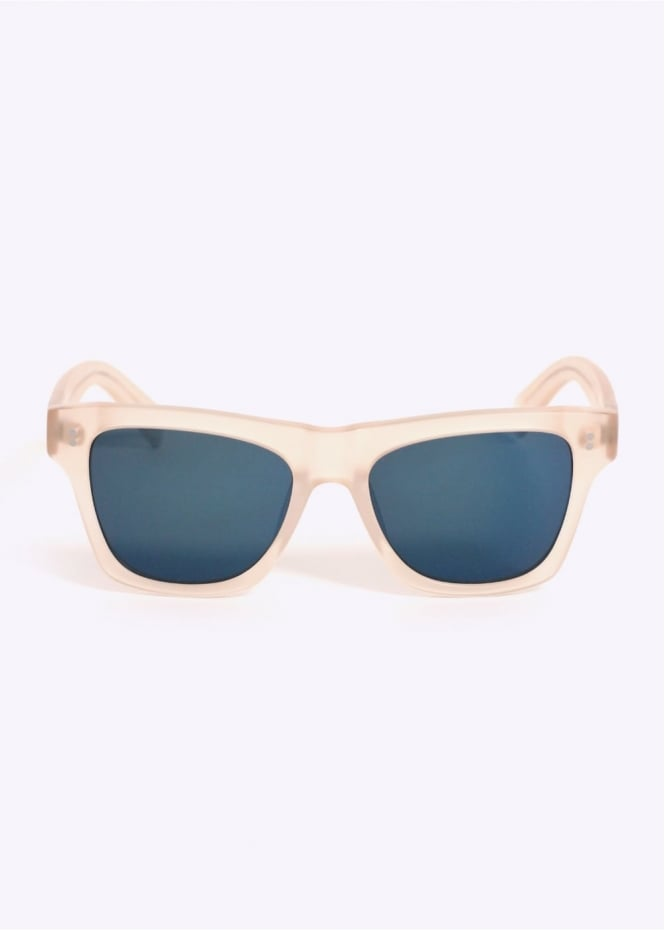 Stussy Norton Sunglasses - Champagne / Blue