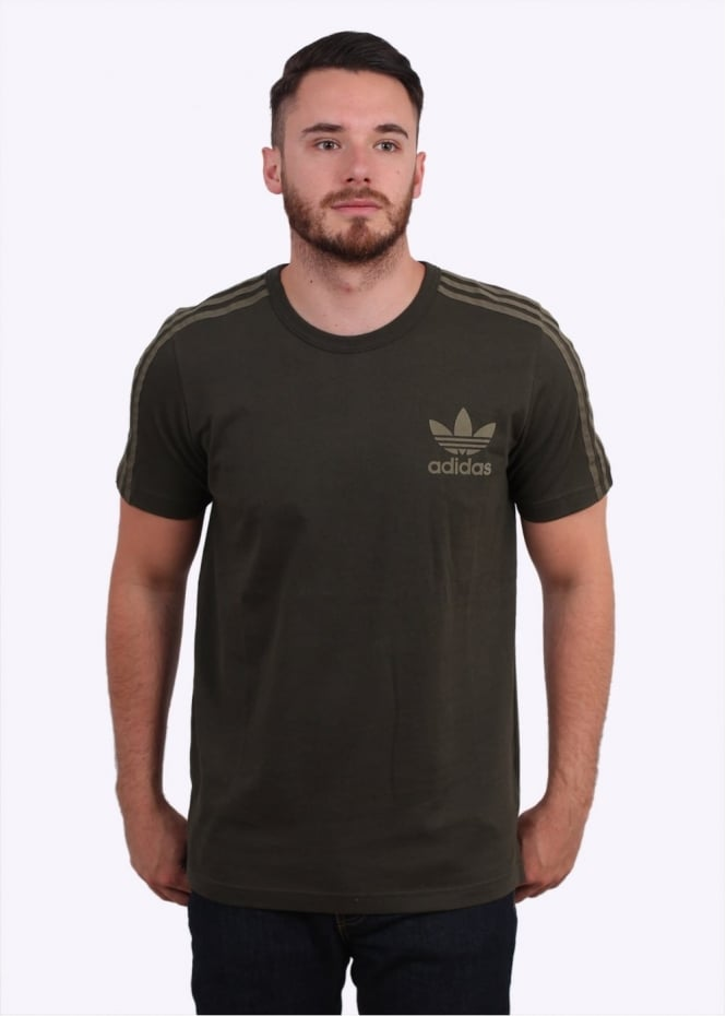 Adidas Originals Apparel ADC Fashion Tee - Night Cargo