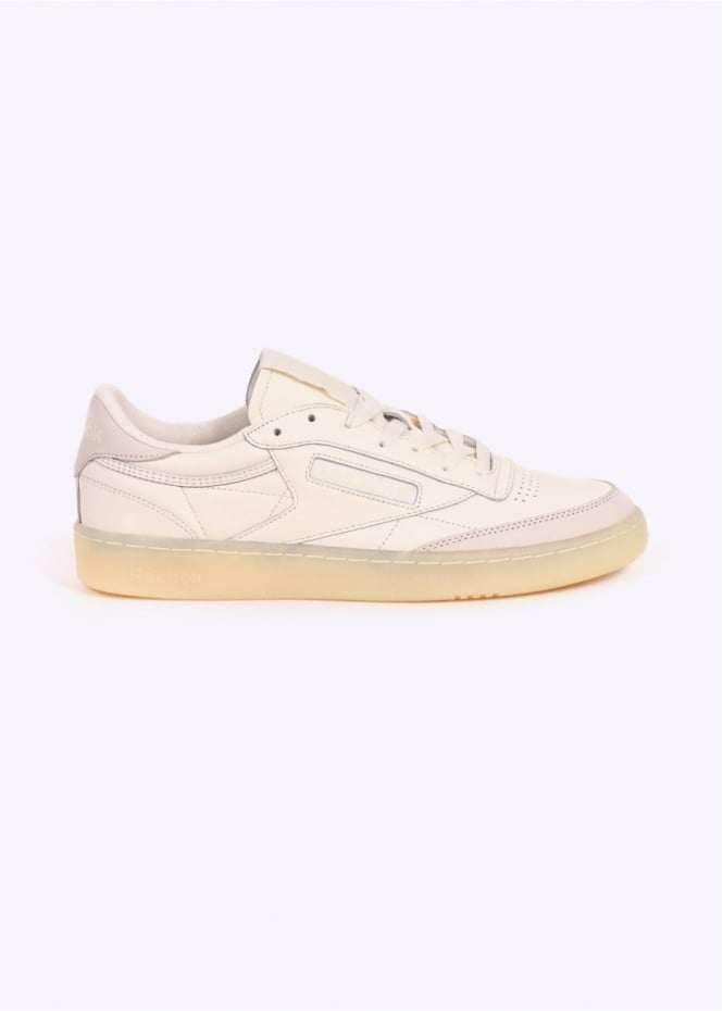 Reebok Club C 85 BS - Cream / White