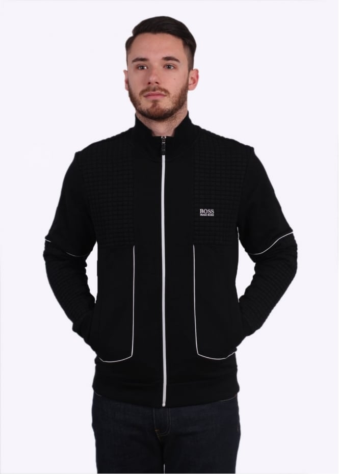 Hugo Boss Green Skaz 1 Jacket - Black