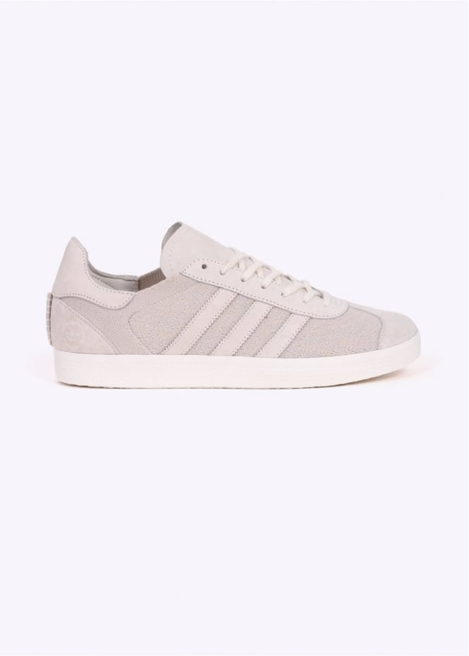 Adidas Originals Footwear x Wings & Horns Gazelle OG 85 PK - Off White