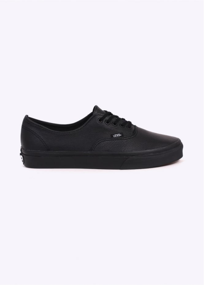 Vans Authentic Deconstruct - Black