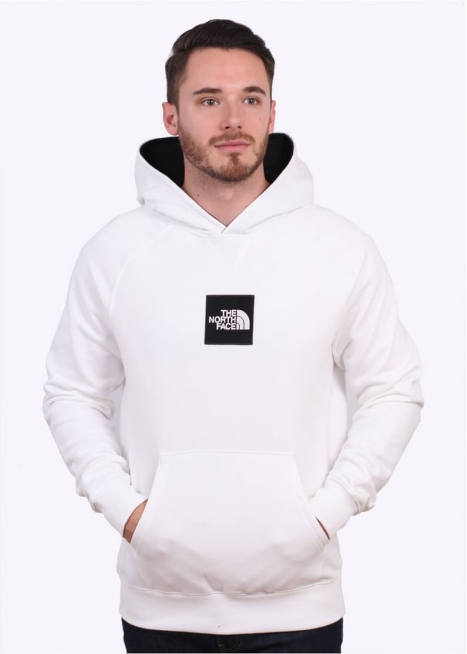 The North Face Fine Pullover Hoodie - White