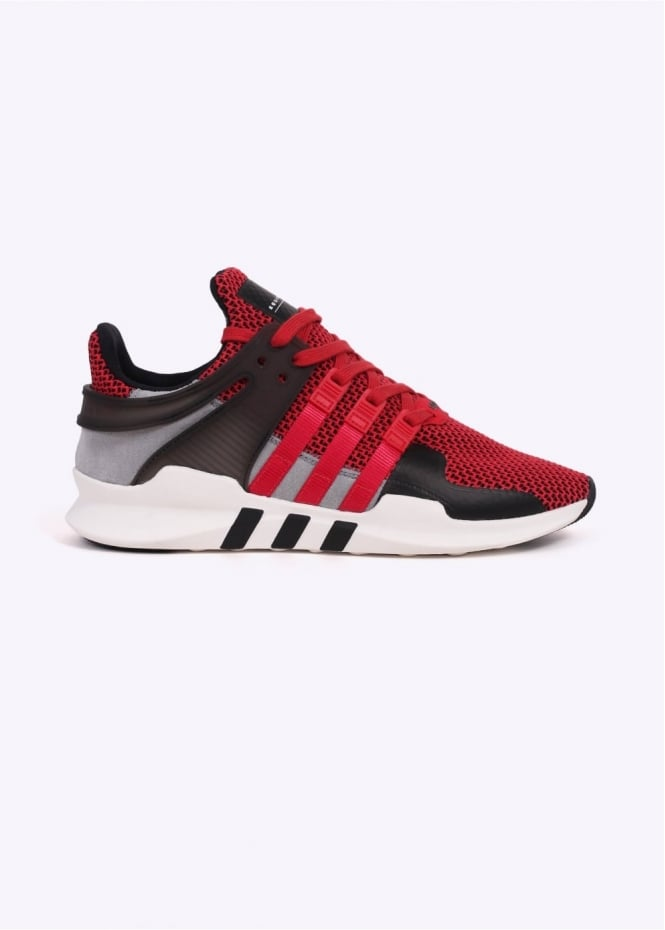 Adidas Originals Footwear Equipment Support ADV Textile - Collegiate Red / Black